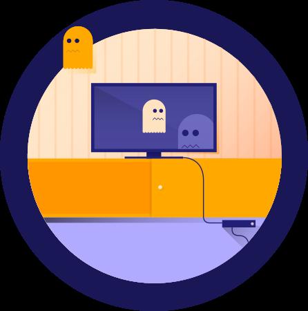 Charges fantômes: Même au repos ou<br> en veille, vos appareils consomment...
